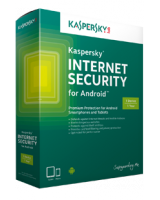"Kaspersky Internet Security skirta ""Android"""