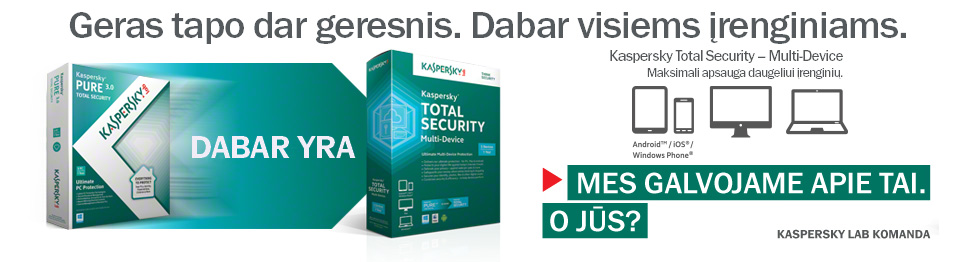 Kaspersky/Total Security