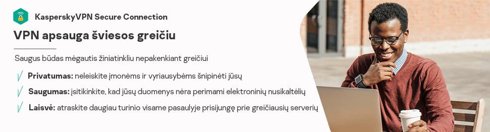 Kaspersky/VPN