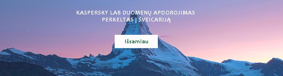 Kaspersky/Skaidrumo centras